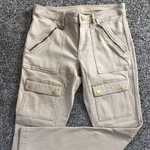 Michael kors cargo jeans 0